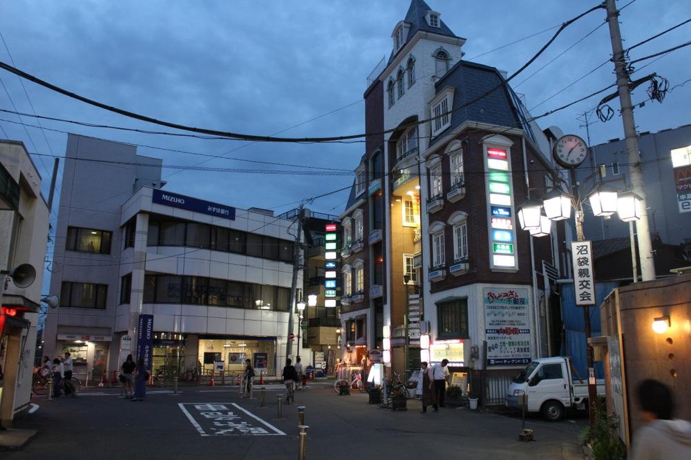 Organ Jazz 倶楽部 at 沼袋_f0209434_948294.jpg