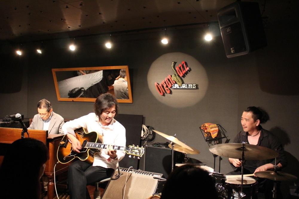 Organ Jazz 倶楽部 at 沼袋_f0209434_949498.jpg