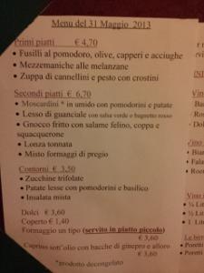 2013年イタリア 2日目 ミラノで昼食_a0059035_15345295.jpg