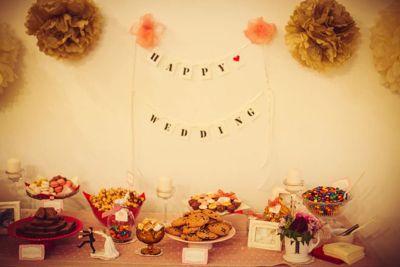 Candy buffet♪ お菓子のビュッフェ☆_c0043737_8302389.jpg