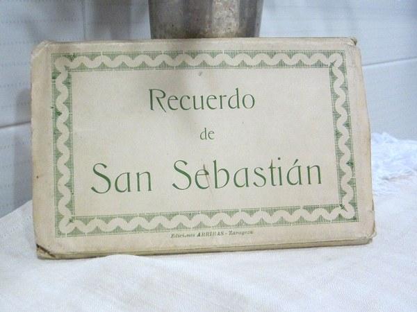 ポストカードSan Sebastianの思い出_f0112550_4282866.jpg