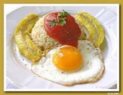 6月の料理「キューバ風?」_d0177560_21344565.jpg