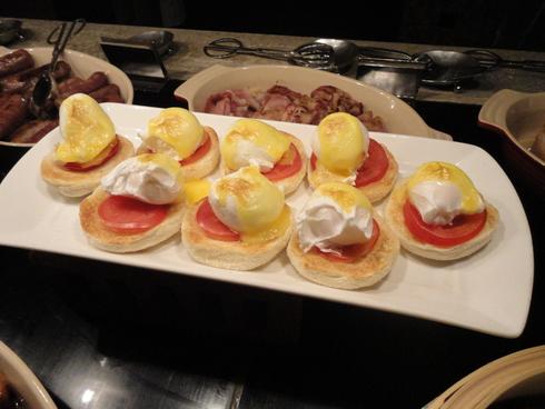 大好き♪シンガポール旅行 その6 マンダリンオリエンタルの朝食_f0054260_15552946.jpg