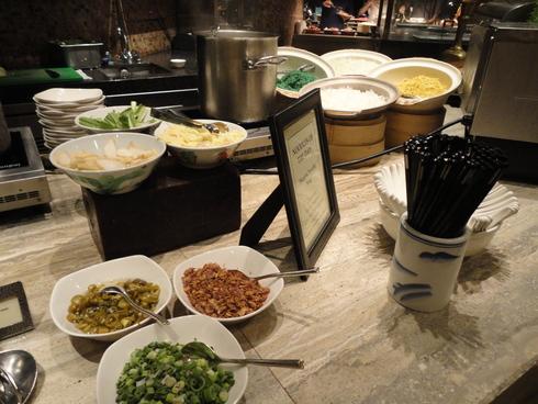 大好き♪シンガポール旅行 その6 マンダリンオリエンタルの朝食_f0054260_1558624.jpg