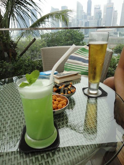 大好き♪シンガポール旅行 その6 マンダリンオリエンタルの朝食_f0054260_1605815.jpg