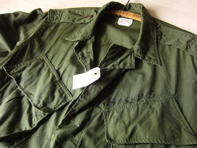 US(米軍) NAM戦 ジャングルファティーグジャケット2nd【SMALL-REGULAR】_e0337274_1151512.jpg