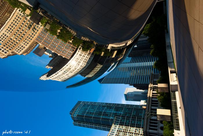 Chicago Summer pt.10 ~空と空の間の豆~ 6/18/2013_e0250481_041718.jpg