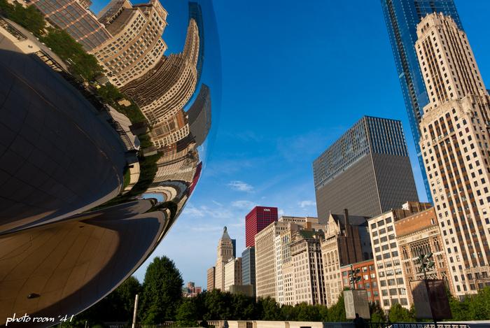 Chicago Summer pt.10 ~空と空の間の豆~ 6/18/2013_e0250481_042914.jpg