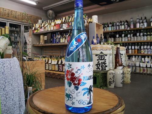 芋焼酎 「ALOALO」 吉祥寺の酒屋より_f0205182_11462823.jpg