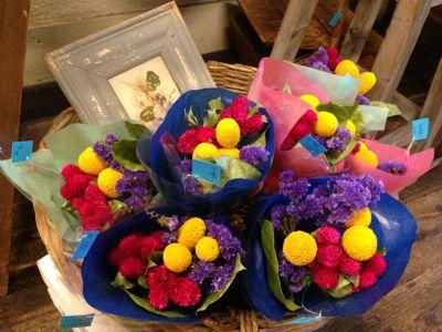 Berry Bouquet フラワーアレンジメント教室_c0134086_18532922.jpg