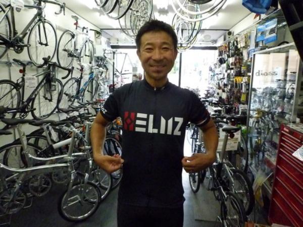 ブリヂストンサイクルの飯島氏が来店してくださいました!_a0262093_1617479.jpg