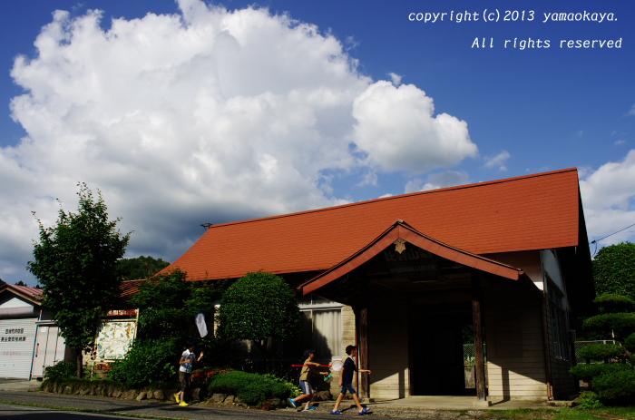 夏らしい雲_d0309612_2074556.jpg