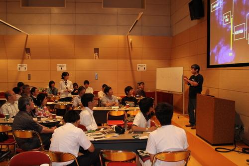 サイエンスカフェ2013@多摩六都科学館_c0163819_947527.jpg