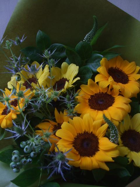 オークリーフ(父の日に贈る花)_f0049672_12341628.jpg