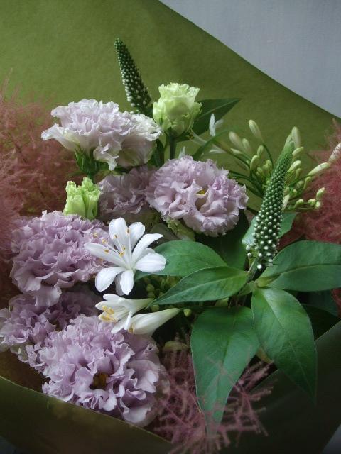 オークリーフ(父の日に贈る花)_f0049672_1235048.jpg