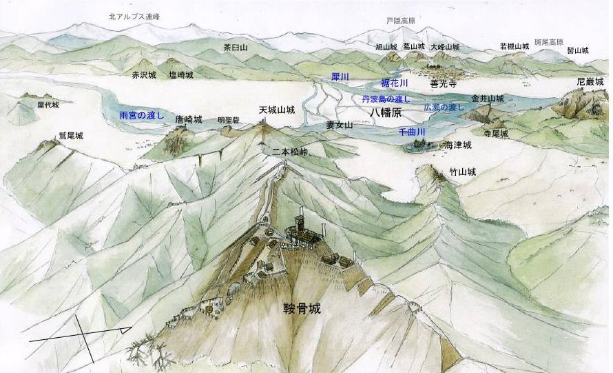 第4次川中島合戰的疑點_e0040579_6172310.jpg