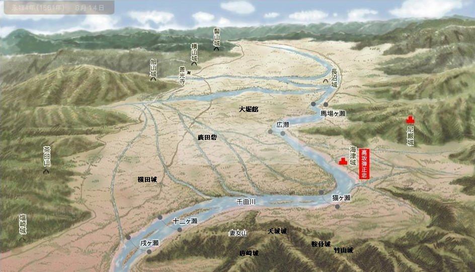 第4次川中島合戰的疑點_e0040579_6185661.jpg
