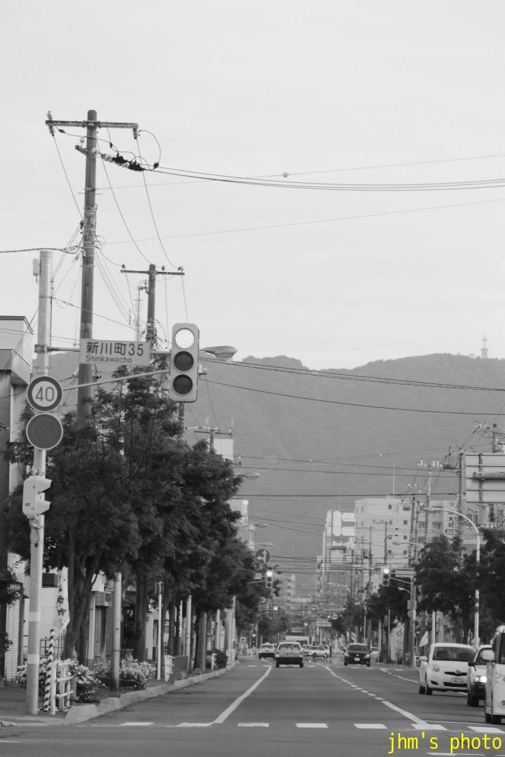 高砂通り(母なる山へ帰る道)_a0158797_12571374.jpg