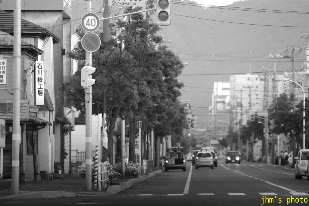 高砂通り(母なる山へ帰る道)_a0158797_1333151.jpg