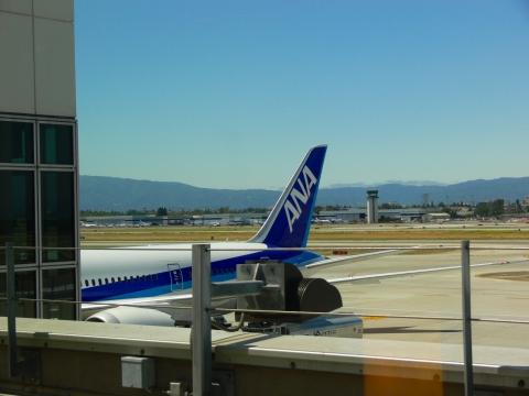 亜細亜出張2013年06月-第一日目-初B-787 San Jose 便_c0153302_4231890.jpg