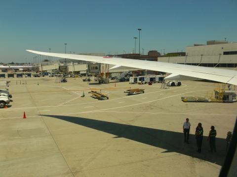 亜細亜出張2013年06月-第一日目-初B-787 San Jose 便_c0153302_4264353.jpg