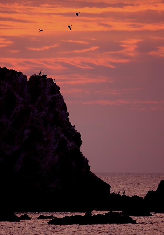 壁島の夕陽_d0074828_23847100.jpg