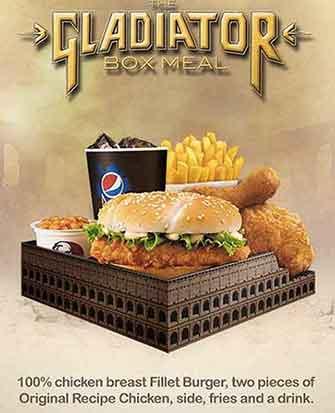 『ケンタッキーフライドチキン(KFC)は脳を油で揚げました?』/ Dailymail_b0003330_13502141.jpg