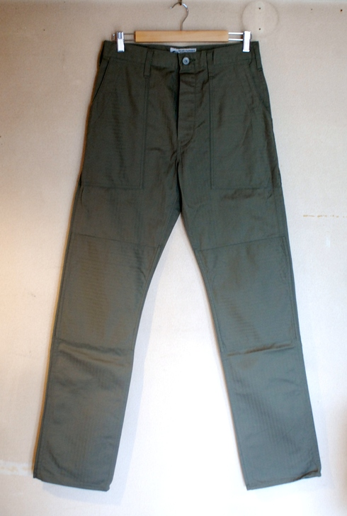 入荷案内 BAKER W-KNEE PANTS_e0254972_1585049.jpg