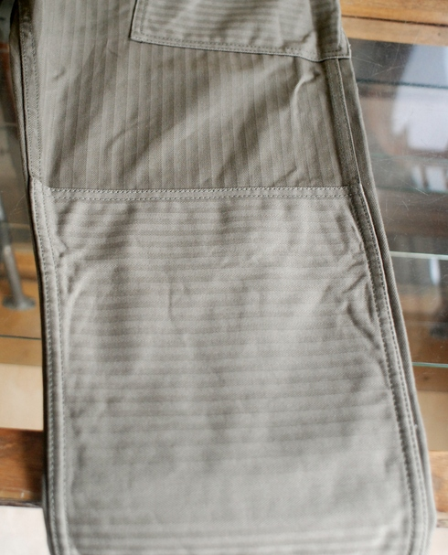 入荷案内 BAKER W-KNEE PANTS_e0254972_1592442.jpg