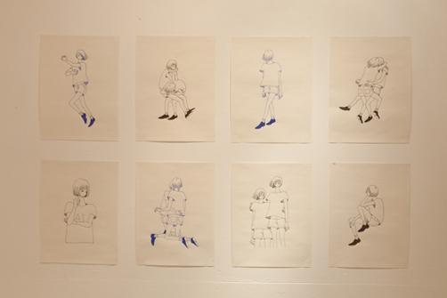 2月15日(金)〜20日(水)  個展前半「HOPE 抱いて フォーリン」写真_c0146191_201324100.jpg
