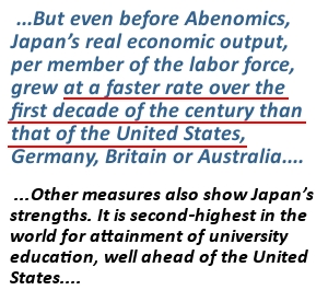 NYタイムズに日本すごい!!!のオピニオン記事 Japan Is a Model, Not a Cautionary Tale_b0007805_4242560.jpg