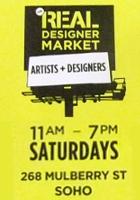 NYの若手ファッション・デザイナーのマーケット Real Designer Market_b0007805_9233810.jpg