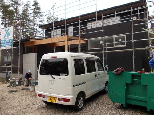 amr-H外壁塗り完了_c0218716_18433318.jpg