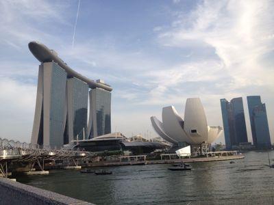 お一人シンガポール①序章  ま、まさかの⁉_d0285416_235851.jpg