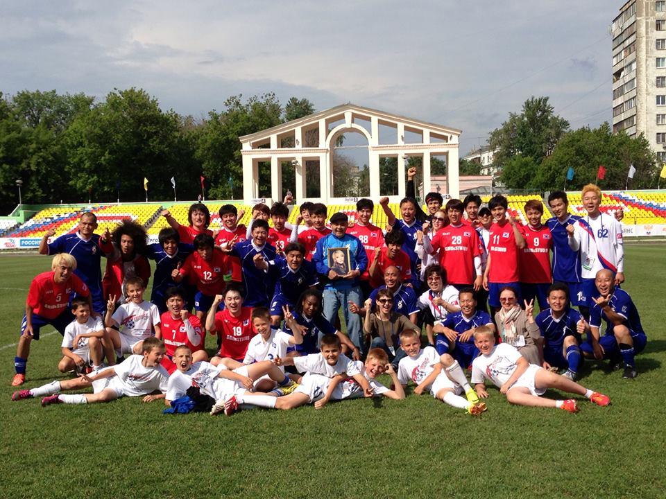 Art football in Rosia 2013_c0063445_2403218.jpg