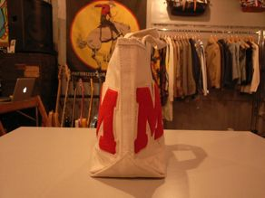 """Der SAMMLER solo × TheThreeRobbers COAL BAG S MAGIC POCKET\""ってこんなこと。_c0140560_1238478.jpg"