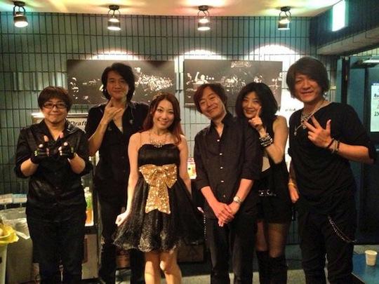 "Minami Kuribayashi Live Tour 2013 ""TIGHT KNOT""名古屋公演_f0143188_21251851.jpg"