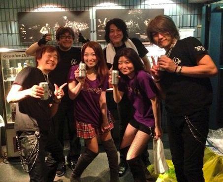 "Minami Kuribayashi Live Tour 2013 ""TIGHT KNOT""名古屋公演_f0143188_2125302.jpg"