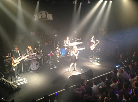 "Minami Kuribayashi Live Tour 2013 ""TIGHT KNOT""名古屋公演_f0143188_2130152.jpg"