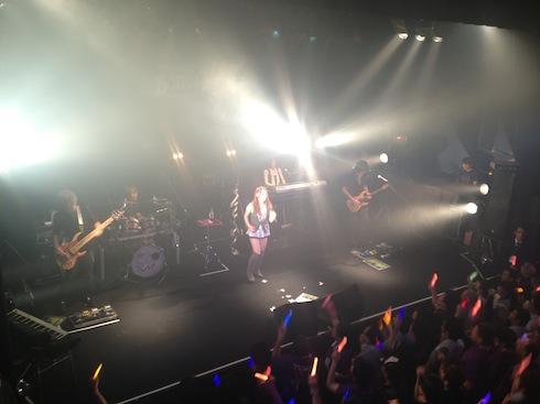 "Minami Kuribayashi Live Tour 2013 ""TIGHT KNOT""名古屋公演_f0143188_21305371.jpg"
