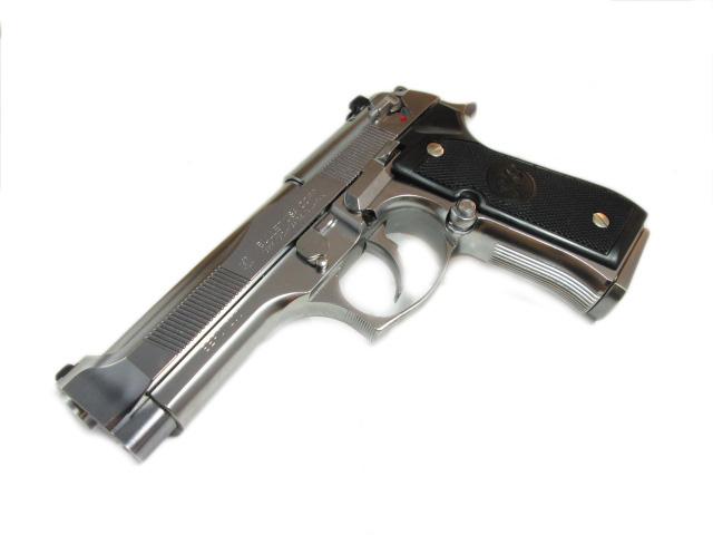 マルシン M92 CQB シルバー ABS モデルガン_f0131995_1325650.jpg