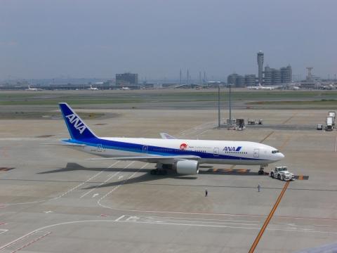 亜細亜出張2013年06月-第七日目-台湾へ、羽田空港拡張工事中_c0153302_4231681.jpg