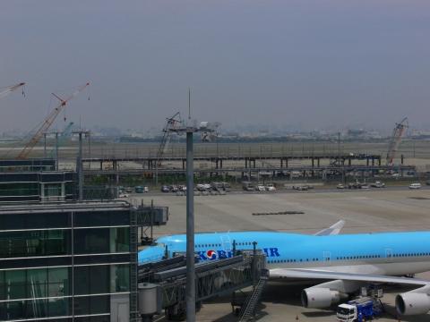 亜細亜出張2013年06月-第七日目-台湾へ、羽田空港拡張工事中_c0153302_4233572.jpg