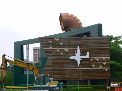 亜細亜出張2013年06月-第七日目-台湾へ、羽田空港拡張工事中_c0153302_4245375.jpg