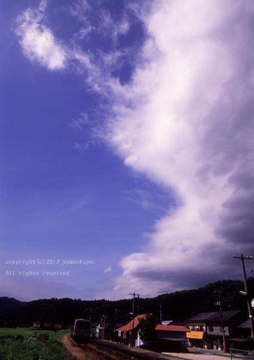 台風の雲_d0309612_2125125.jpg