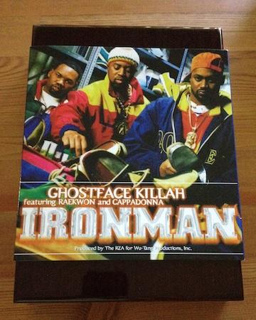 """Ghostface Killah """"Ironman"""" gol..."""