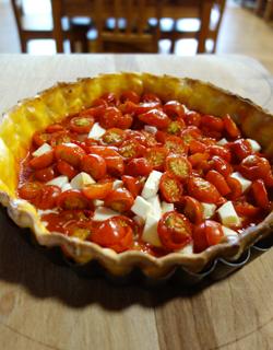 今週のランチはトマトがテーマ_a0017350_7285385.jpg