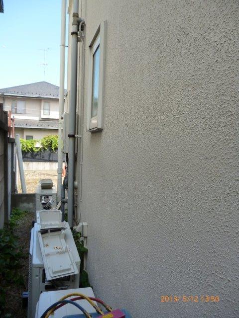 隠蔽配管仕様 天井/壁埋込マルチエアコンの入替 5_e0207151_18375435.jpg