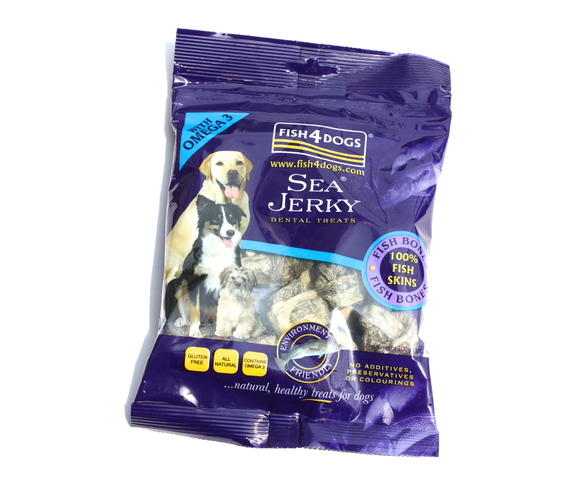 Fish 4 Dogs  SEA JERKY BONES  シージャーキー ボーン _d0217958_14272753.jpg