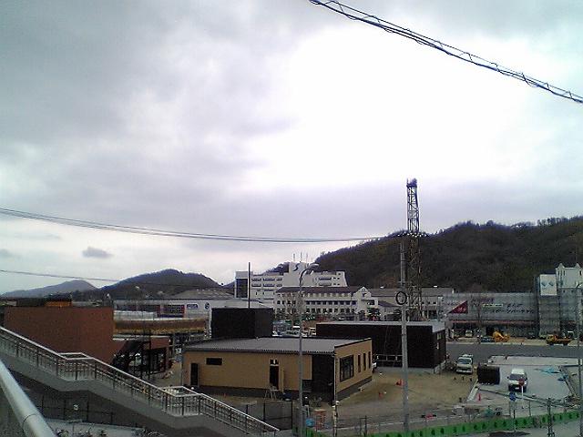 オープン1か月前のパルティフジ坂(2004)_b0095061_1734581.jpg